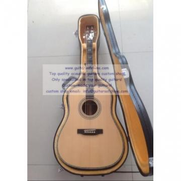 Solid Wood Hand martin d45 Made Custom D45 Martin Guitar For Sale