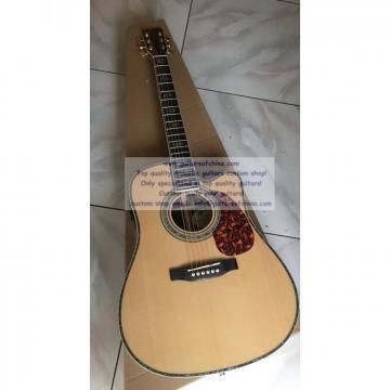 Custom  Free acoustic guitar martin Shipping Martin D45 Cutaway Fishman EQ Guitar