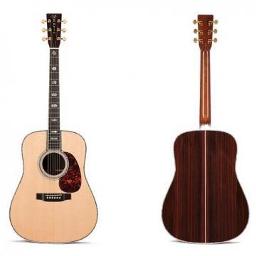 Custom Martin D45 Guitar martin acoustic strings China martin guitar (2018 New)