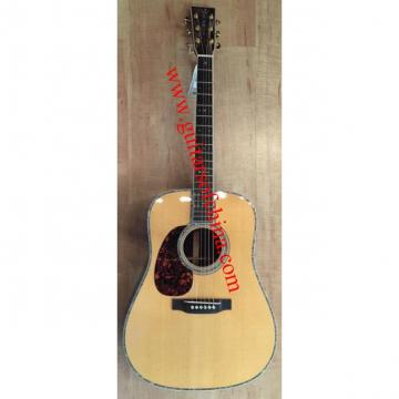 Custom Solid martin D45 Lefty acoustic electric guitar