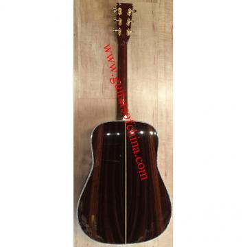 Custom Solid martin d45 D45 Martin Lefty acoustic guitar martin Guitar For Sale