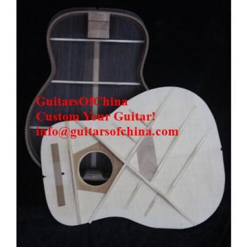 Custom Martin D-45 Cutaway Tree of Life Guitar