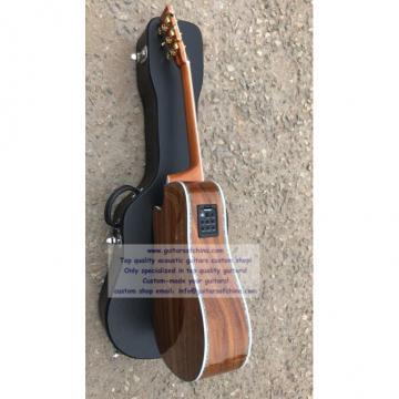 Custom Solid Martin strings acoustic medium D45 KOA Guitar(2018 new)