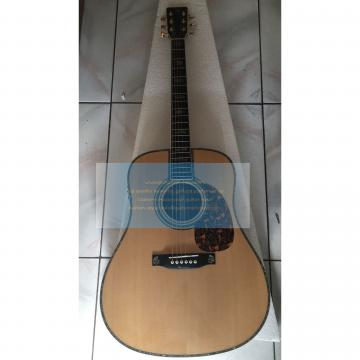 Custom Solid D45 Martin acoustic electric guitar