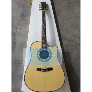 Custom Martin acoustic guitar D-45 Cutaway martin d45 Tree of Life Guitar