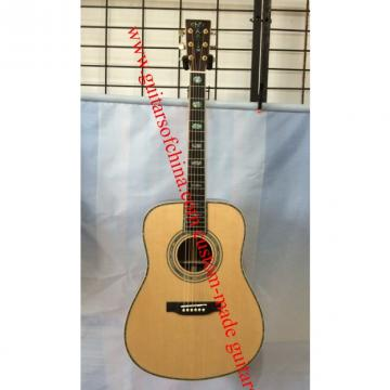 Custom Martin D-45 SS dreadnought acoustic guitar Standard Series Natural
