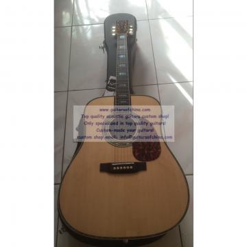 Custom Martin D45s Torch Headstock martin guitar accessories Inlay Guitar