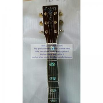 Custom Martin D45s Torch Headstock Martin Guitar