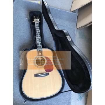 Custom Best Acoustic D-45 Vine Inlays Guitar