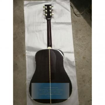 Buy custom chinese martin d45 type solid rosewood guitar