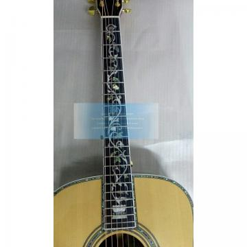Custom martin d45 tree of life dreadnought guitar