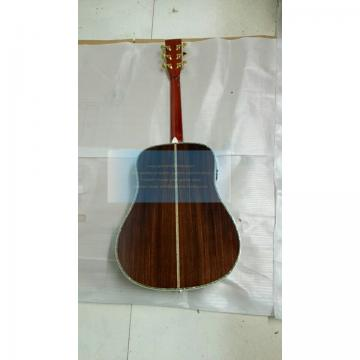 Custom D45 Martin guitar Tree martin acoustic strings of Life Inlay Guitar