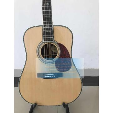 Custom Solid Wood Martin D45 Acoustic Electric Standard Series Guitar