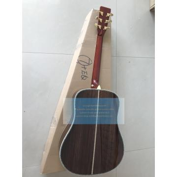 Best acoustic electric guitar custom Martin D-45 guitar