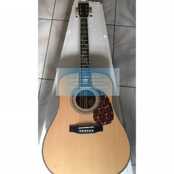 Custom Chinese Martin D45 Dreadnought Tree of Life Guitar