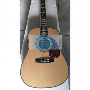 Custom Tree acoustic of Life martin guitar D-45 Dreadnought Guita(2018)