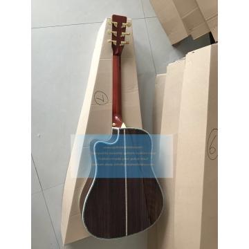 Custom Dreadnought D-45 acoustic guitar Cutaway d45 Martin Guitars