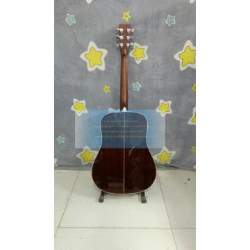 100% Solid Custom Martin guitar D-28 acoustic guitar Natural(Top quality)