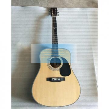 Sale Custom Solid Wood Martin D-28 Acoustic Guitar