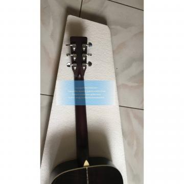 Chinese Custom Martin D28 Solid Spruce Top Acoustic Guitar