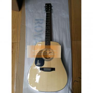 Custom Left-handed Martin D28 Acoustic-Electric Guitar