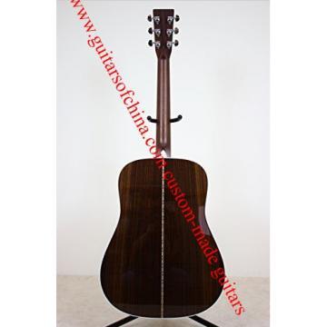 Custom Solid Martin guitar acoustic medium D 28 Dreadnought Guitar(2018 new)