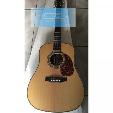 Custom Top Quality dreadnought HD-28V martin  accessories Acoustic Guitar 2018