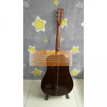 Sale custom solid wood Martin HD28V acoustic-electric guitar