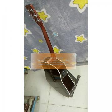 2018 New Custom martin guitar Solid Rosewood Martin HD 28V Acoustic Electric Guitar