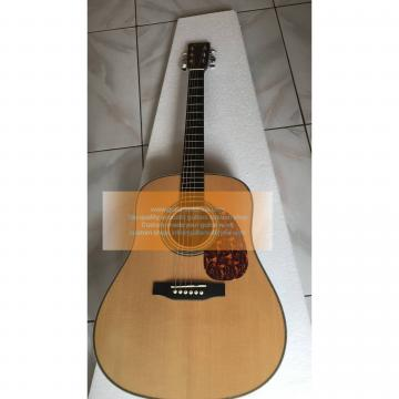 Custom Solid Wood Martin HD-28 Acoustic Guitar Natural