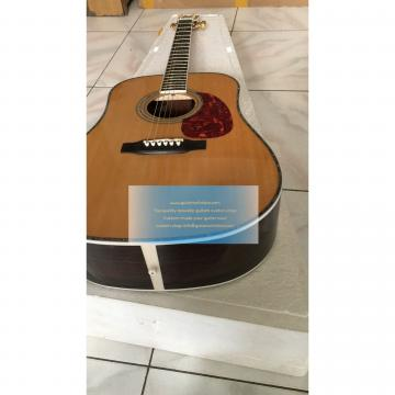100% Top Quality Custom Martin acoustic D-41 Solid Wood Standard Series 2018 New