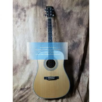 Custom Martin D-35 dreadnought acoustic-electric guitar
