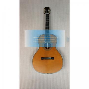 Custom Solid Martin 00-42sc John Mayer Cocobolo Guitar