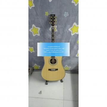 Sale Custom Solid Rosewood Best Acoustic Guitar Martin D-45 Natural