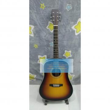 Solid Custom Martin D28 Sunburst Dreadnought Standard Series