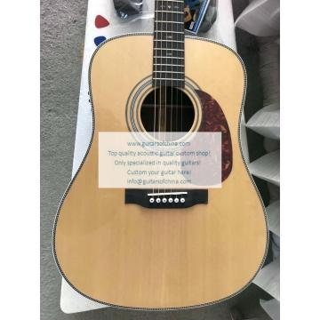 Custom Martin Guitar HD-28 Acoustic Guitar Natural For Sale