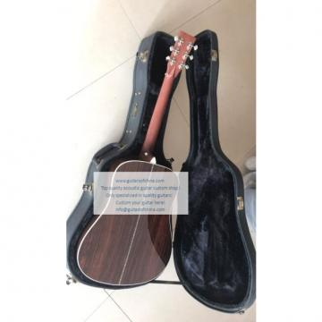 Chinese made Martin d-28 dreadnought guitar