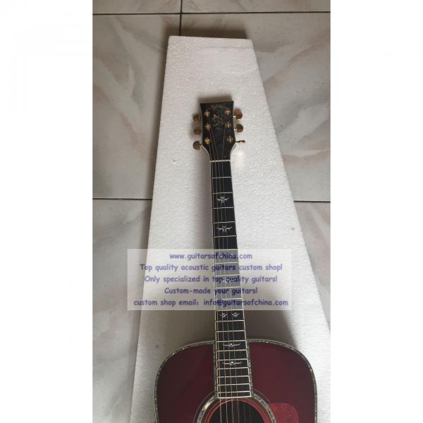 Sale custom Martin D'45 Guitar Solid Rosewood #3 image