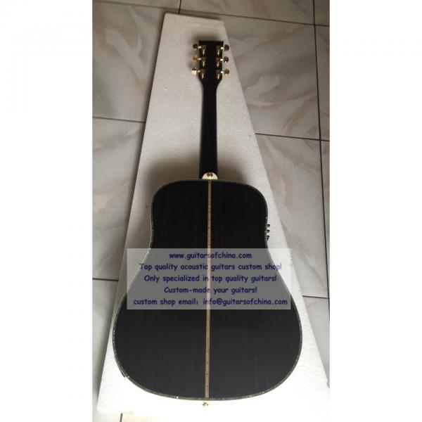 Sale custom Martin D'45 Guitar Solid Rosewood #4 image