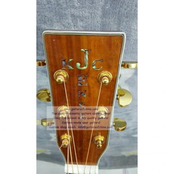 Custom Martin D45 KOA Dreadnought Cutaway Guitar #4 image
