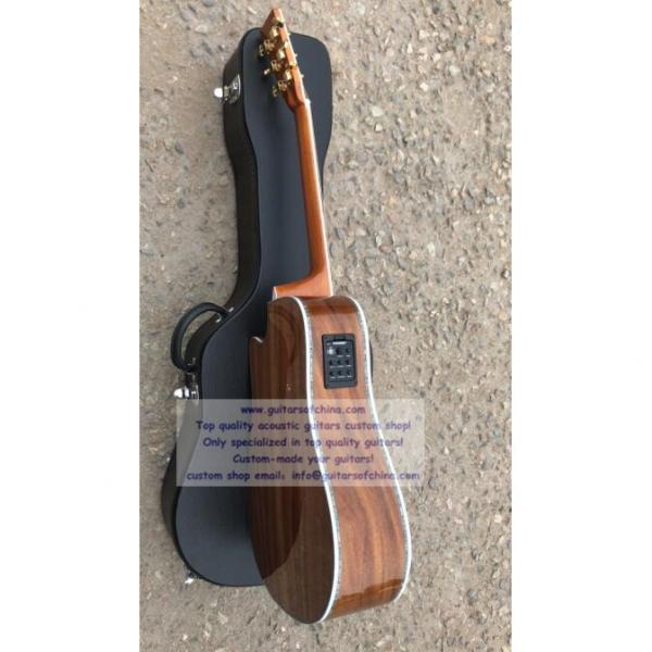 Custom Solid KOA Martin D45 Guitar #4 image