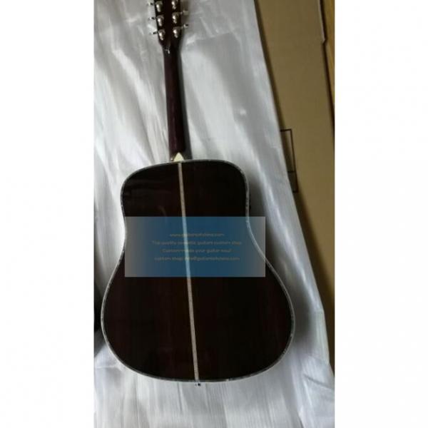 Custom natural Martin D45v tree of life guitar #2 image