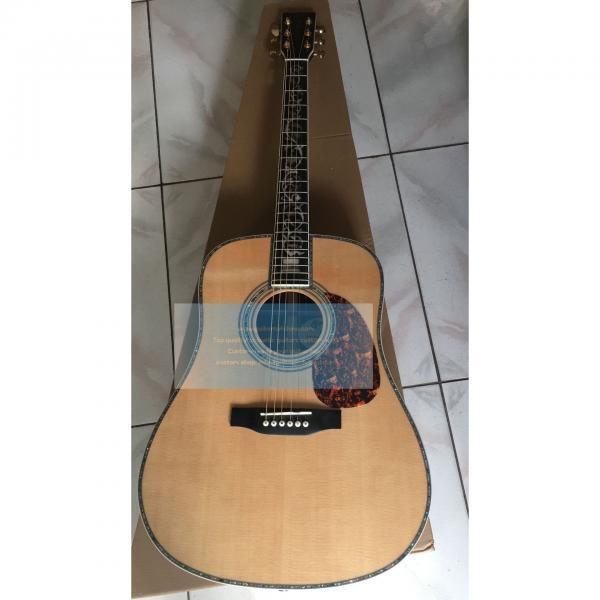Custom Top Quality Tree of Life Martin D-45 Guitar #4 image