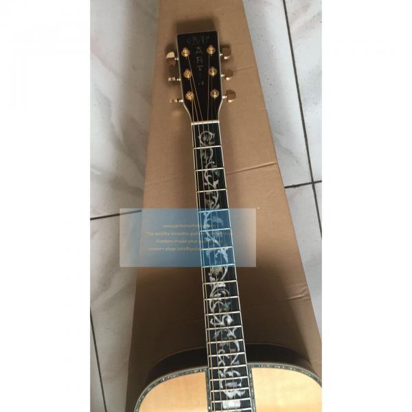 Custom Top Quality Tree of Life Martin D-45 Guitar #5 image
