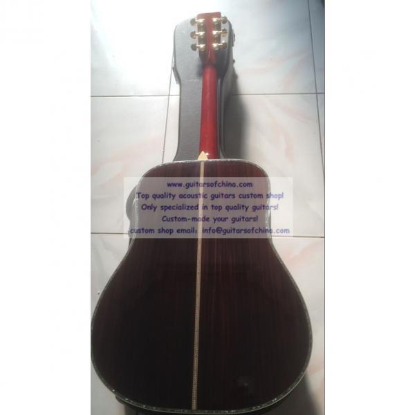 Custom Martin D45s Torch Headstock Martin Guitar #2 image