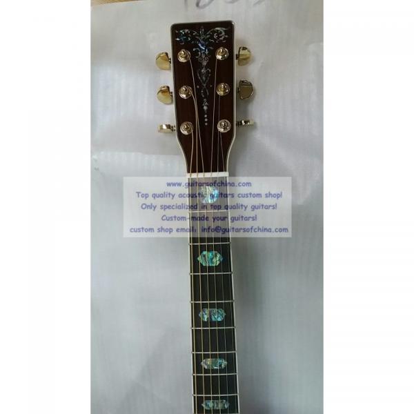 Custom Martin D45s Torch Headstock Martin Guitar #3 image