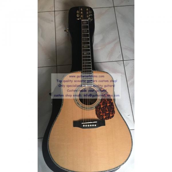 Martin Best Acoustic guitar  Martin guitars D45 Standard Series #2 image