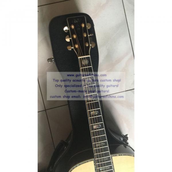 Martin Best Acoustic guitar  Martin guitars D45 Standard Series #4 image
