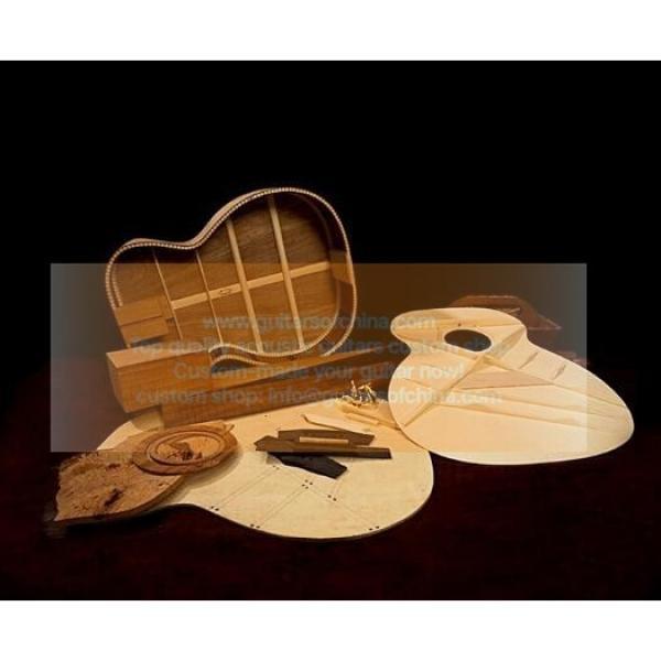 Custom Solid Wood Martin HD-28 Acoustic Guitar Natural #5 image