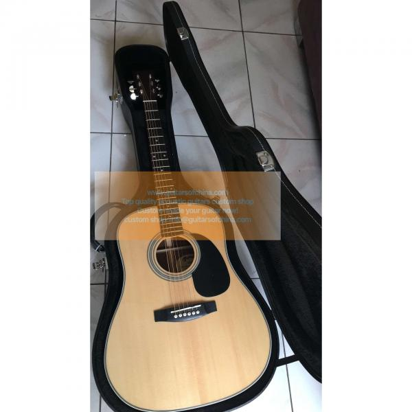 Buy Custom Chinese Martin D-28 Guitar Acoustic Guitar Best Builder #1 image
